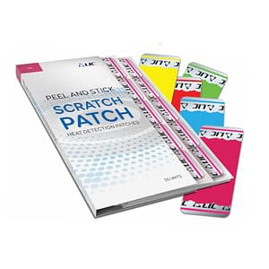 LIC Scratch Patch Heat Detection