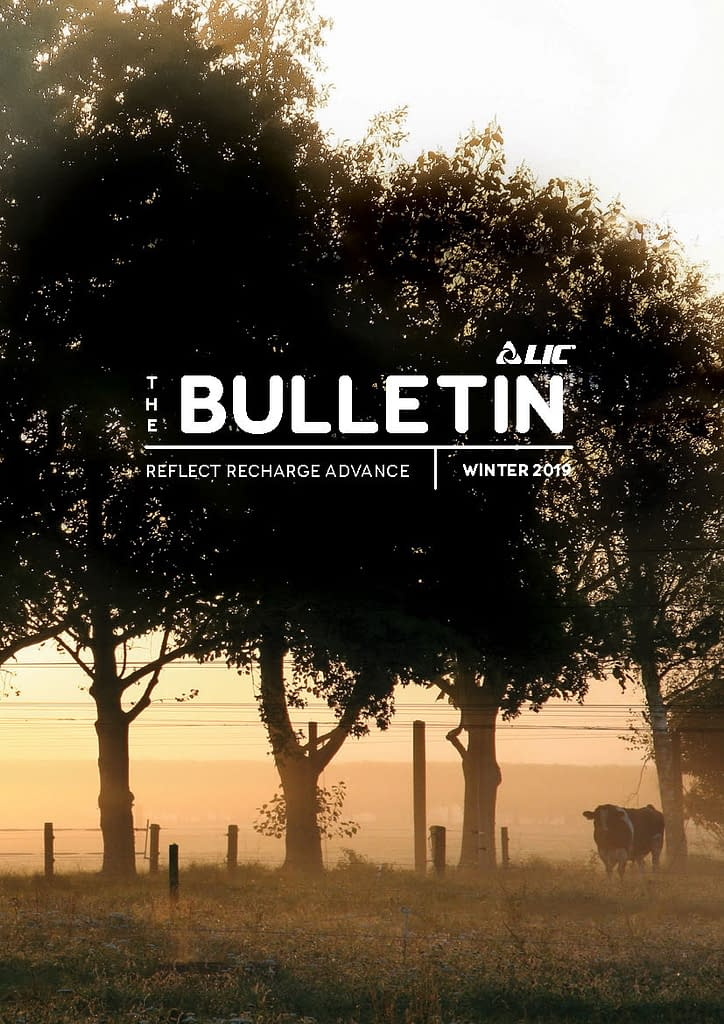 The Bulletin Winter 2019 - Cover Image
