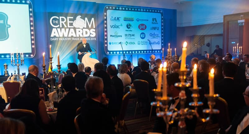 6th annual UK dairy industry cream awards